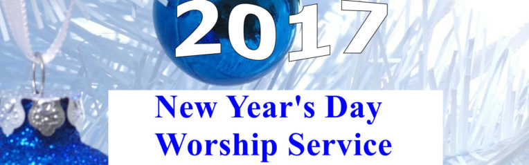 New Years Day Service - Faith Harvest Church